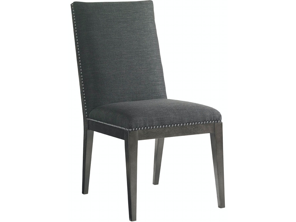 Vantage upholstered side chair lx91188001 for Walter e smithe dining room furniture