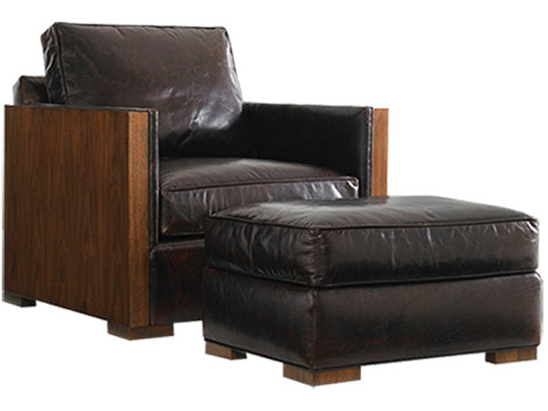 Lexington Edgemere Chair - Leather LL1593-11