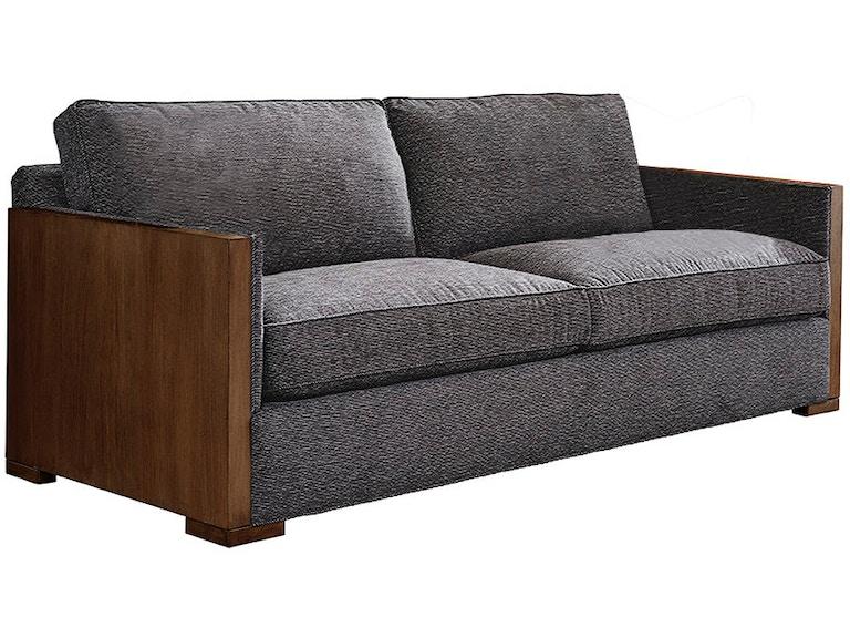Lexington Living Room Edgemere Leather Sofa Ll1593 33