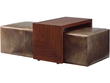 Wondrous Lexington Living Room Broadway Cocktail Ottoman With Slide Ocoug Best Dining Table And Chair Ideas Images Ocougorg