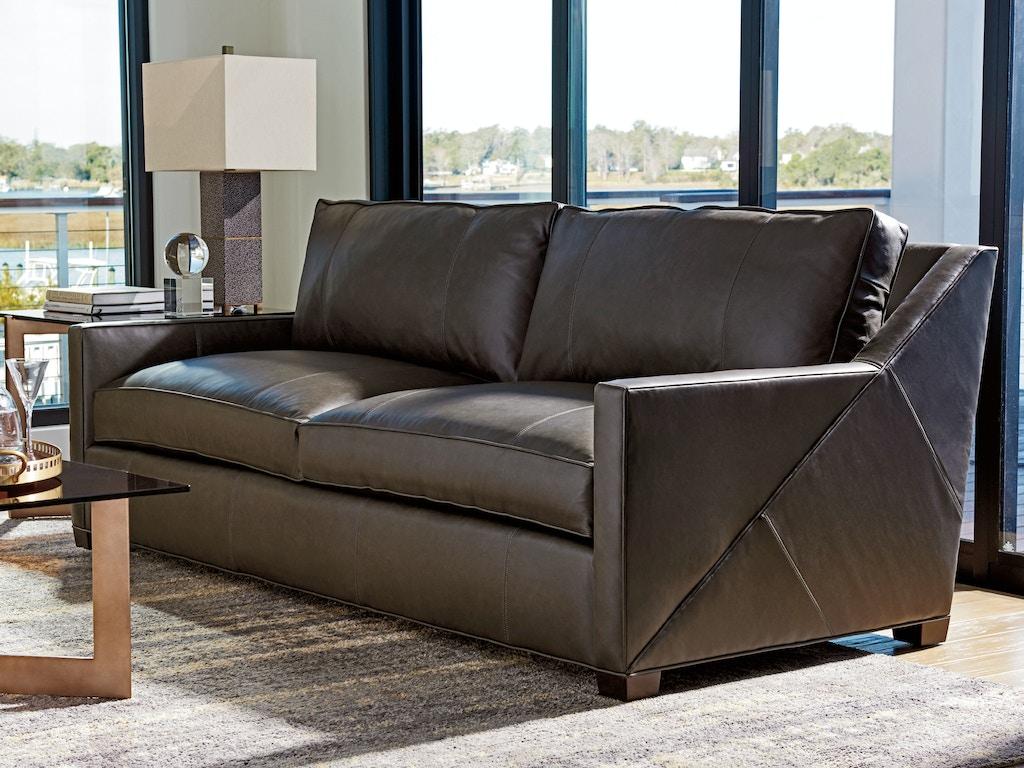 Lexington Living Room Wright Leather Sofa Ll7113 33