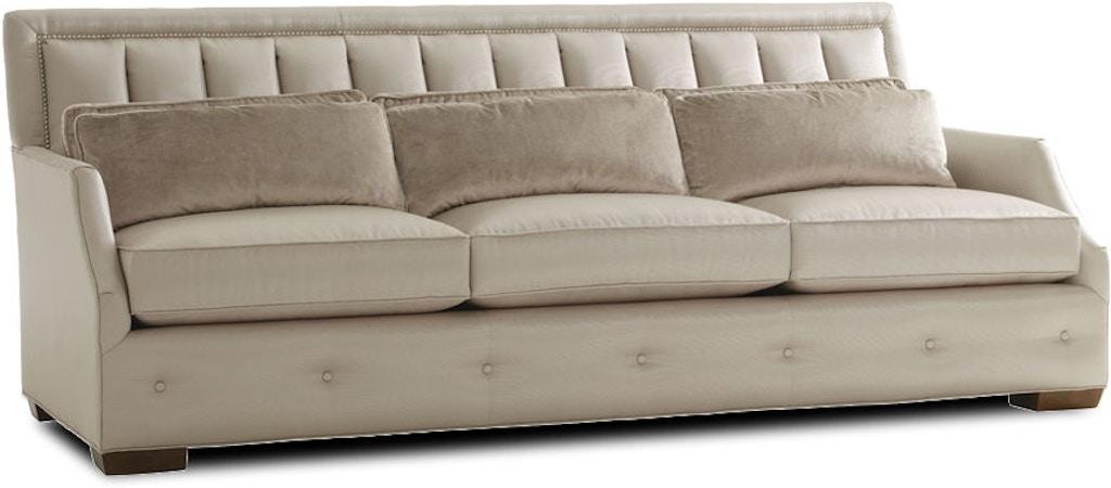 Lexington Living Room Audrey Leather Sofa Ll7141 33