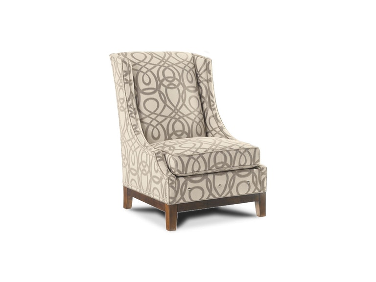 Lexington Ava Leather Wing Chair LL7154-11