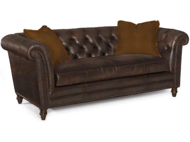 Lexington Living Room Westchester Leather Sofa LL7250-33 ...