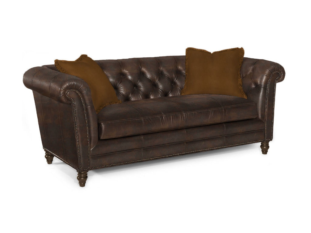 Delicieux Lexington Westchester Leather Sofa LL7250 33 Available To Order At  Flemington Department Store