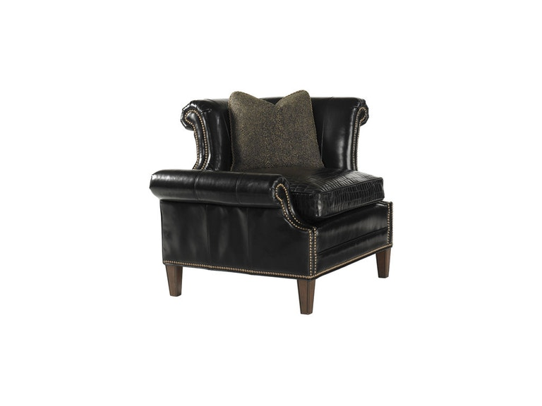Lexington Braddock RAF Leather Chair LL7414-11R