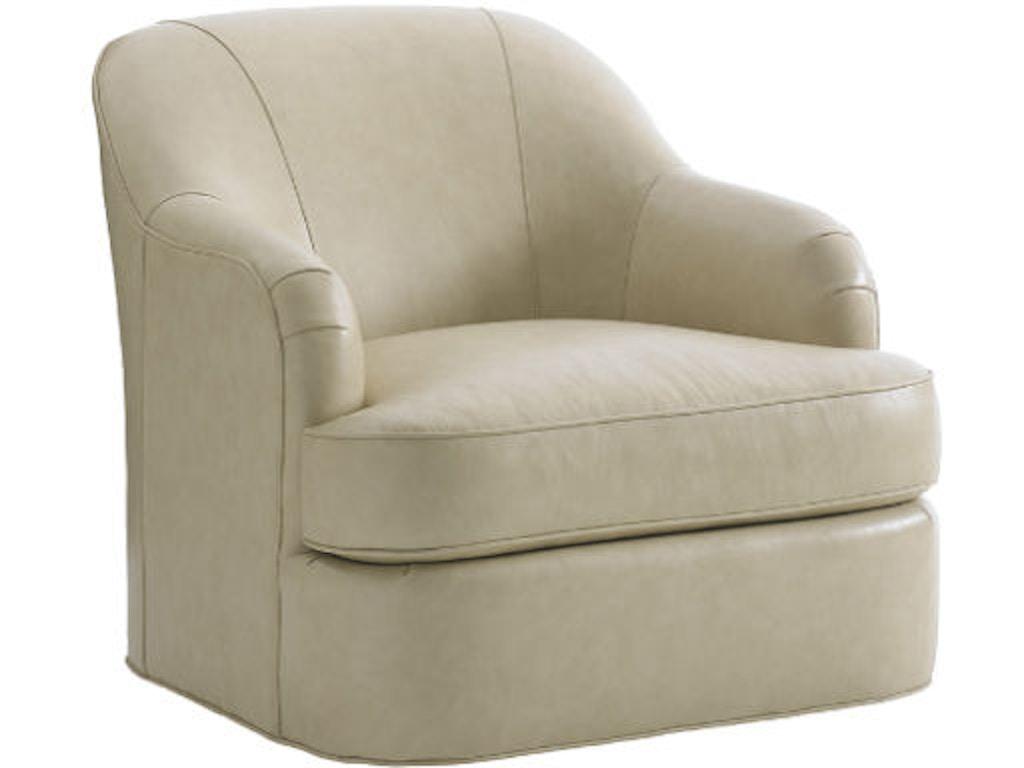 Lexington Living Room Alta Vista Chair Leather Ll7710 11 Russell 39 S Fine Furniture San Jose