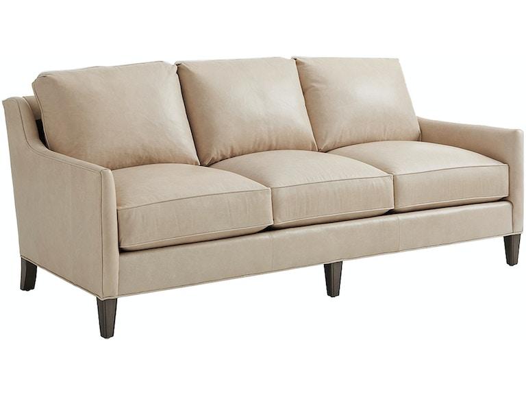 Lexington Living Room Turin Leather Sofa LL7716-33 - Furnish ...