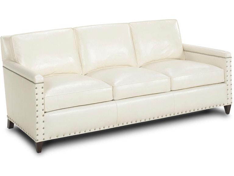 Lexington Living Room Chase Leather Sofa LL7725-33 - Woodbridge ...