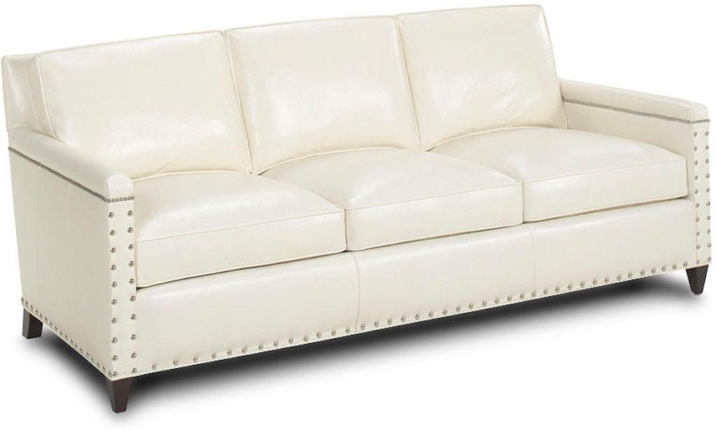 Lexington Living Room Chase Leather Sofa Ll7725 33