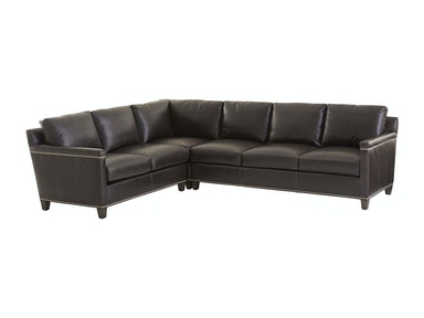 Lexington  Strada Leather Sectional LL7728-Sectional