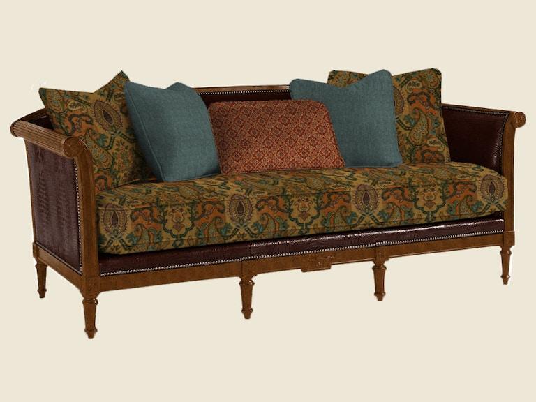 Valencia Leather Sofa Ll7762