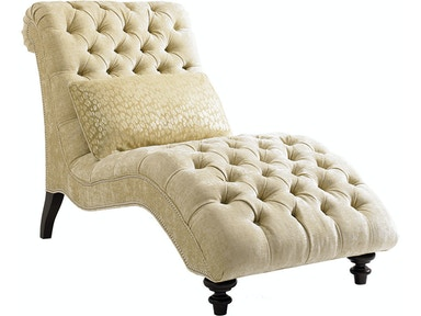 Lexington Althena Leather Chaise LL7802-75