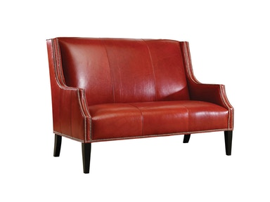 Lexington Turino Leather Settee LL7841-23