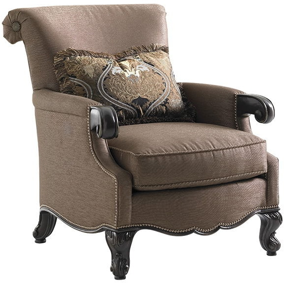 Lexington Living Room Fiorenza Chair LL7868-11