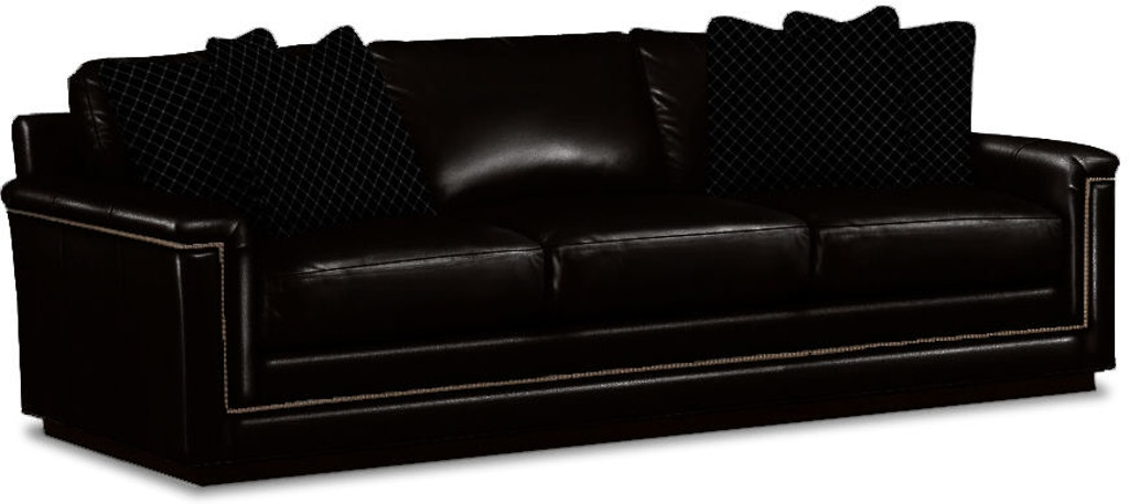 Lexington Living Room Balance Leather Sofa LL7886-33 - Paul ...