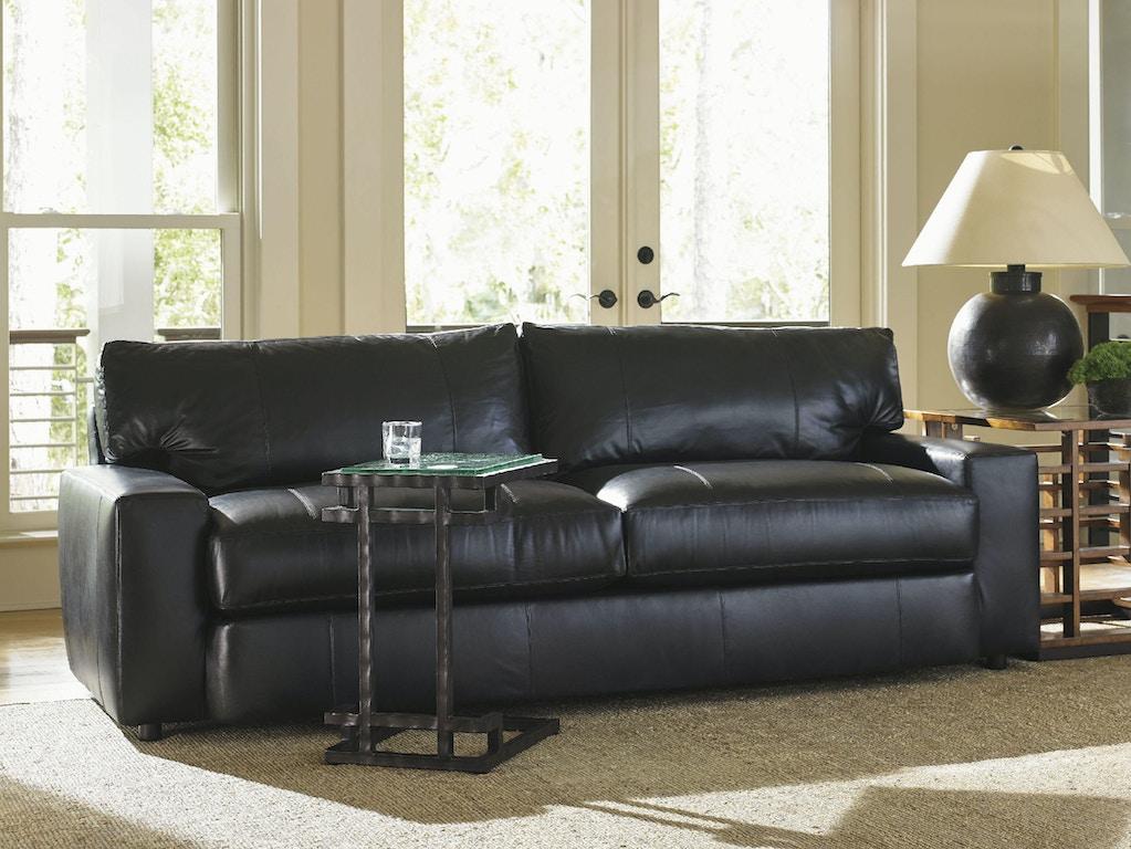 Lexington Living Room Sakura Leather Sofa LL7930-33 ...