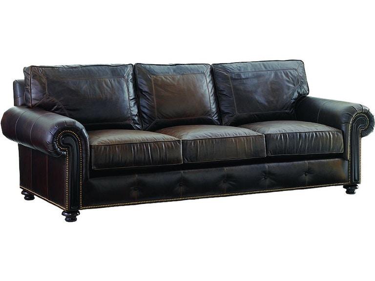 Lexington Living Room Riversdale Leather Sofa LL7998-33 ...