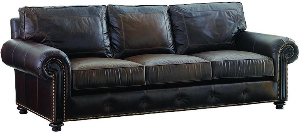 Lexington Living Room Riversdale Leather Sofa Ll7998 33