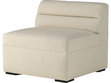 Baker Living Room Muji Lounge Chair 6103 Hickory