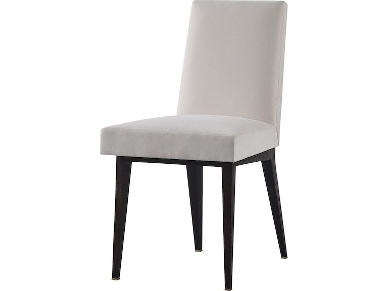 Superb Baker Dining Room Wedge Dining Chair 8740 Seldens Designer Evergreenethics Interior Chair Design Evergreenethicsorg