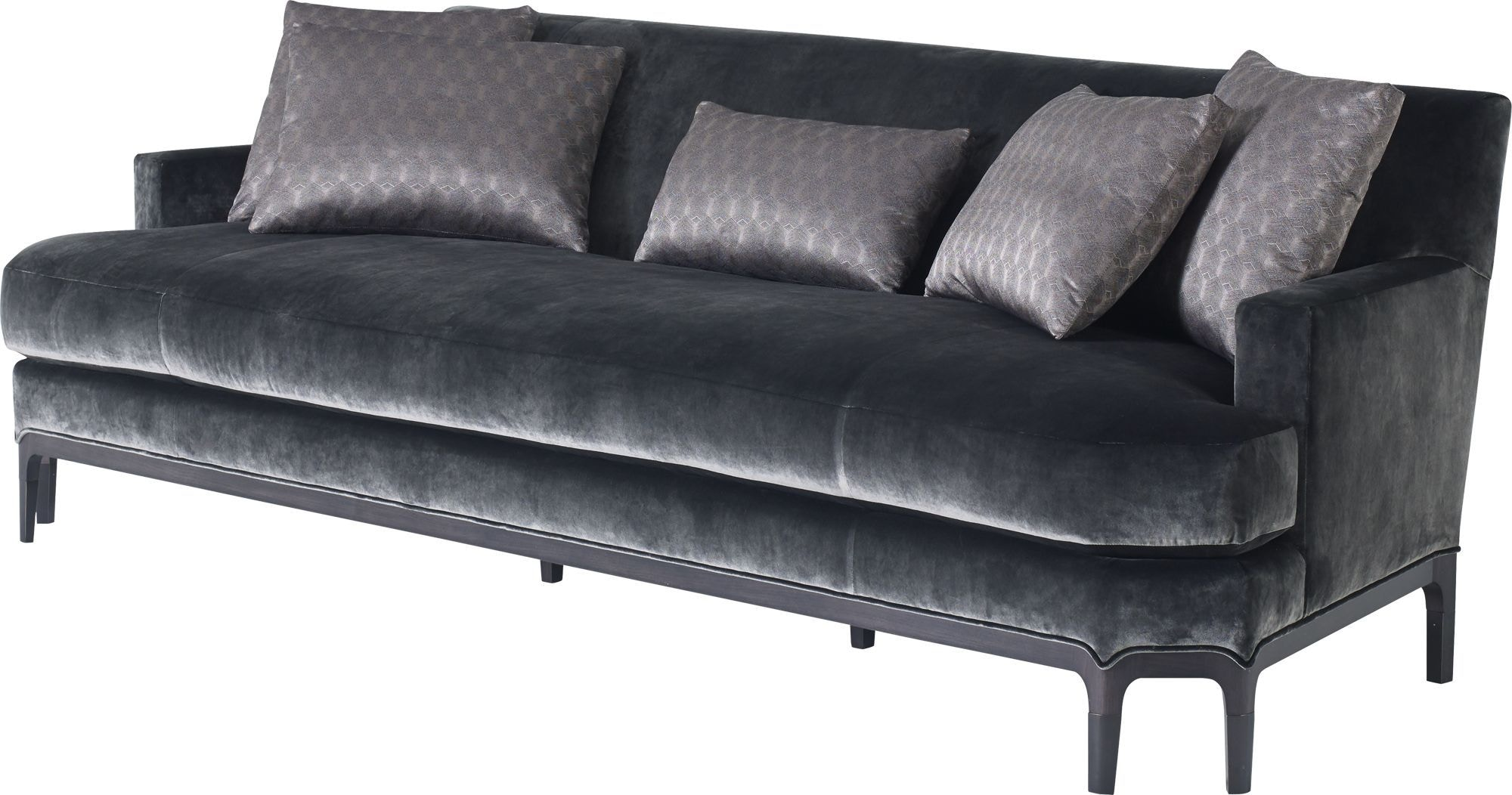 Genial Baker Celestite Sofa BKR6179S From Walter E. Smithe Furniture + Design