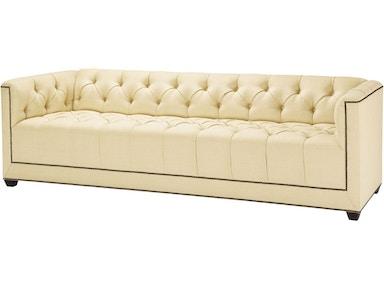 Baker Living Room Paris Sofa 6369 97 Hickory Furniture