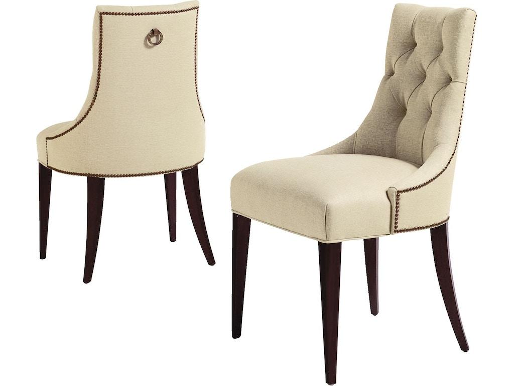 Amazing Baker Dining Room Ritz Dining Chair Bkrba7841 Walter E Smithe Furniture Design Evergreenethics Interior Chair Design Evergreenethicsorg