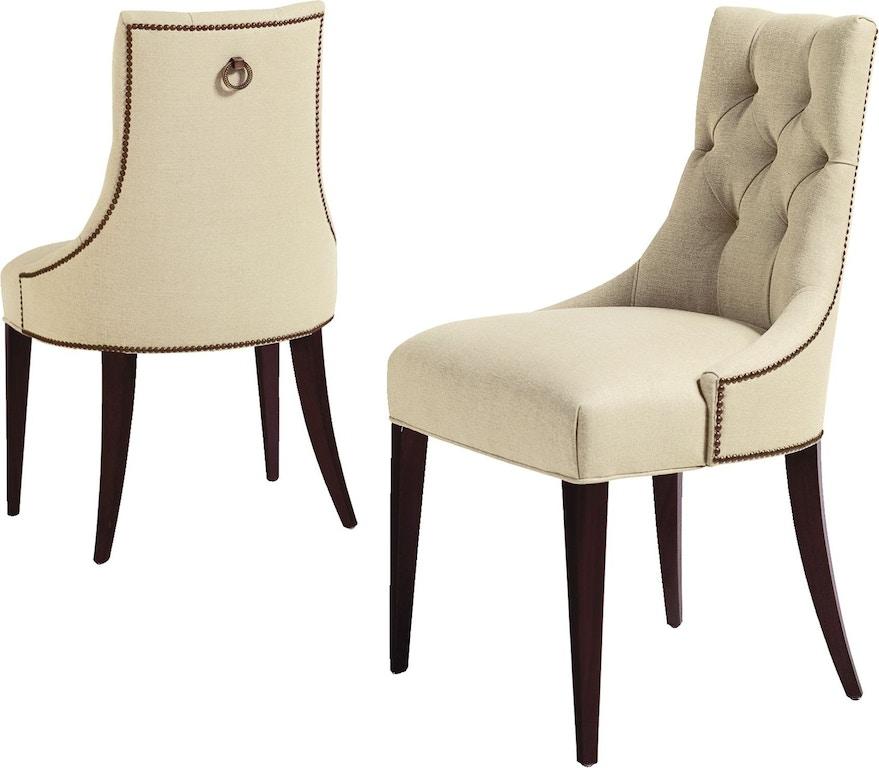 Baker Dining Room Ritz Chair 7841 Eldredge