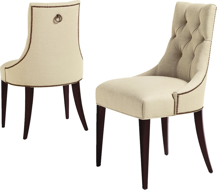 Baker Dining Room Ritz Dining Chair 7841 | Hickory ...