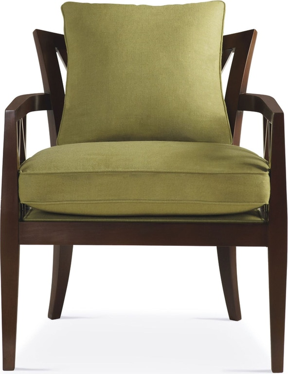 Enjoyable Baker Living Room Double X Back Chair 479 Seldens Designer Ocoug Best Dining Table And Chair Ideas Images Ocougorg