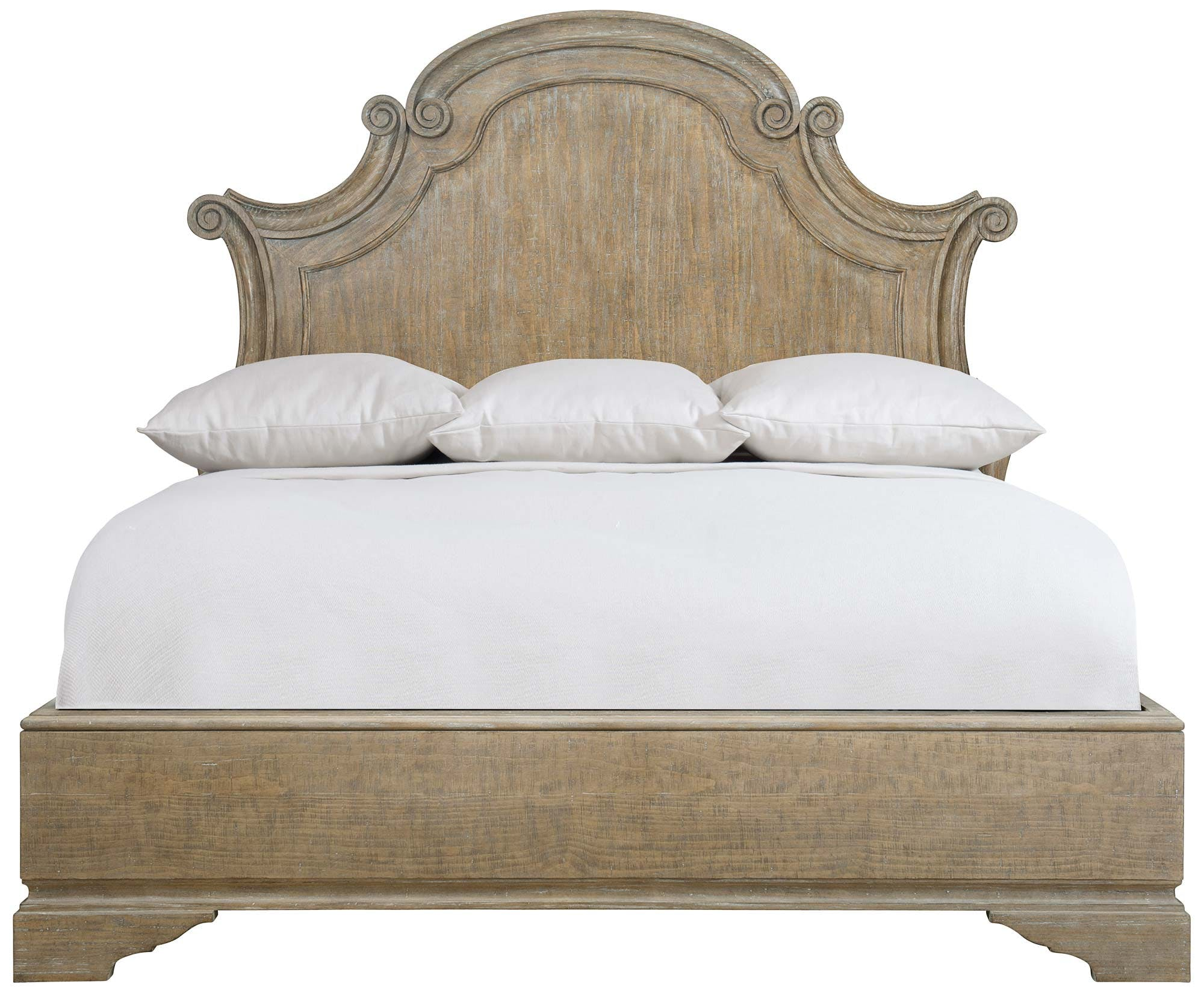 Image of: Villa Toscana Complete King Bed Be302hfr06