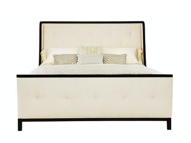 Bernhardt Upholstered Bed 356-H34/ 356-FR34