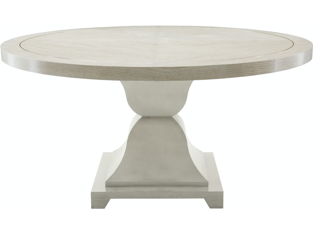 Bernhardt dining room round dining table 363 271g 363 for Dining room tables easton