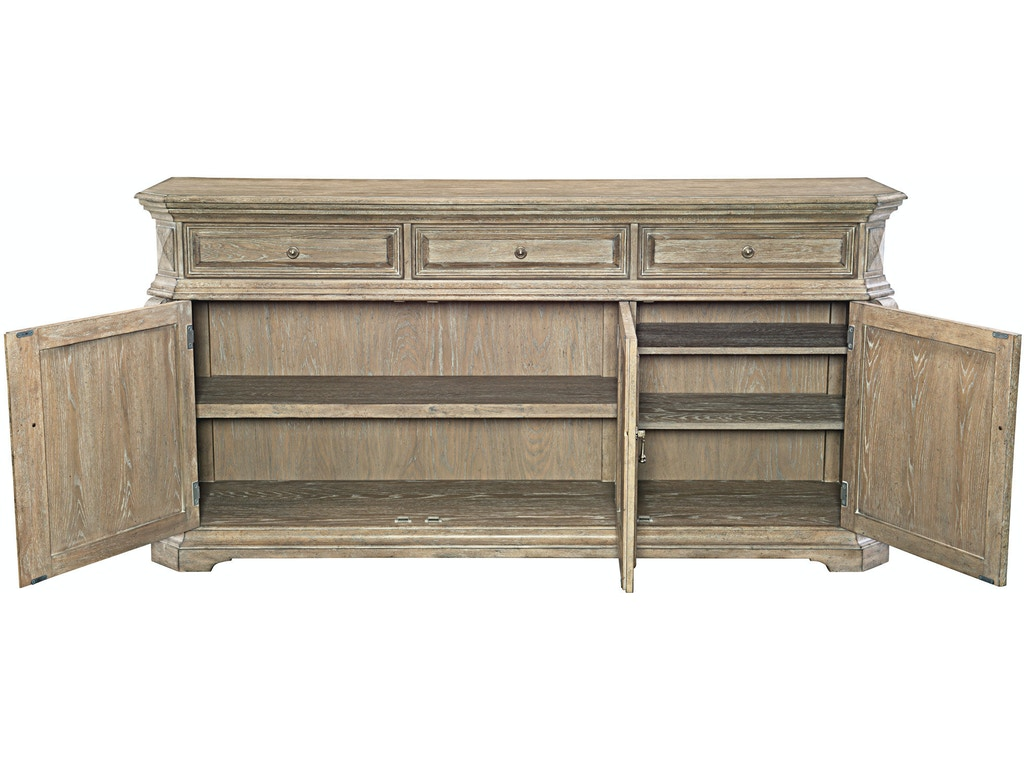 Bernhardt Dining Room Buffet 370 132 Howell Furniture Beaumont And Nederland Tx And Lake