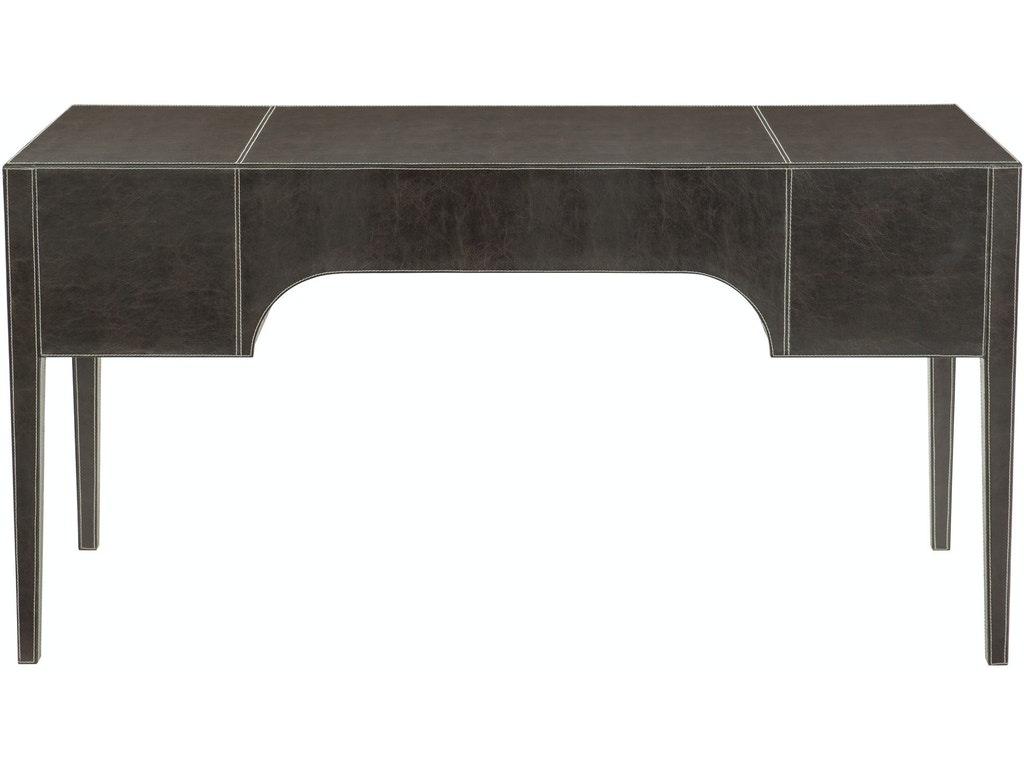 Bernhardt Home Office Leather Wrapped Desk 377 512 Aaron