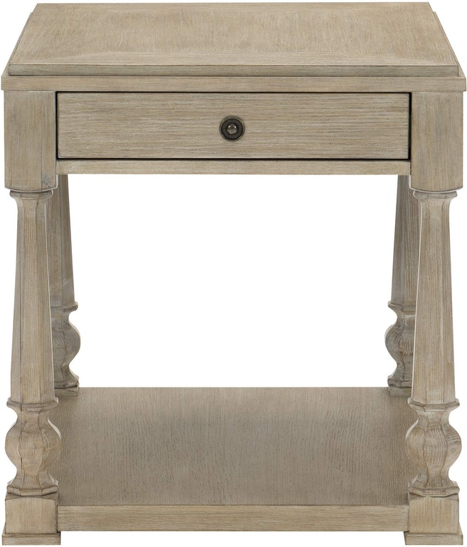 Bernhardt Living Room End Table 385 124 At Louisiana Furniture Gallery