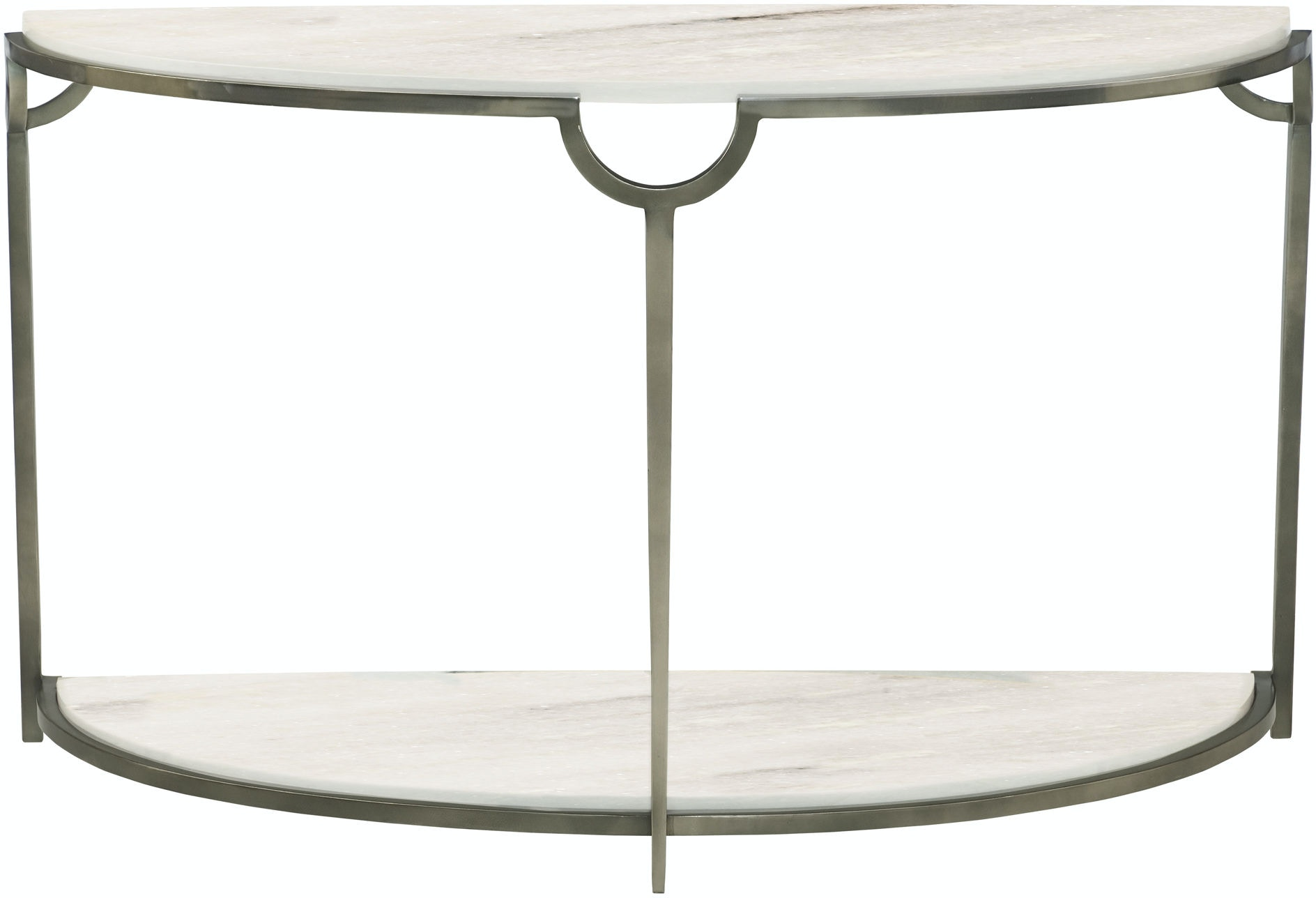 Bernhardt Living Room Demilune Console Table 469 913  : 469 913 1 from www.finessehomeliving.com size 1024 x 768 jpeg 27kB