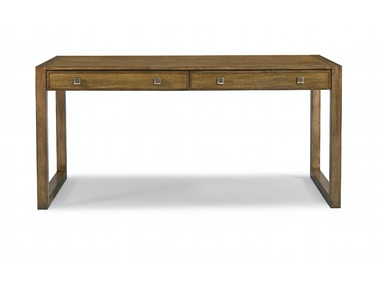Hickory White Keen Desk - Wood Option 113W