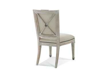 Hickory White Side Chair 151-64