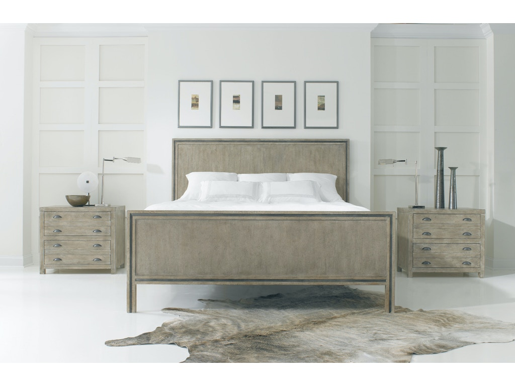 hickory white bedroom king bed 155 22 noel furniture houston tx