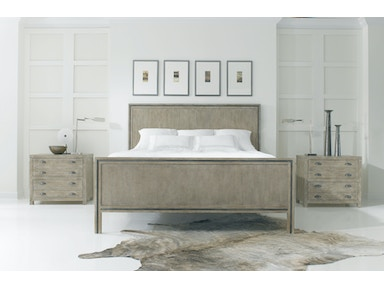 Hickory White King Bed 155-22