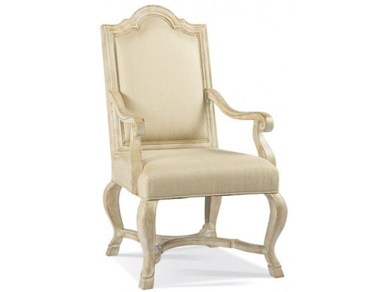 Hickory White Dining Room Arm Chair 171 65 Saxon Clark