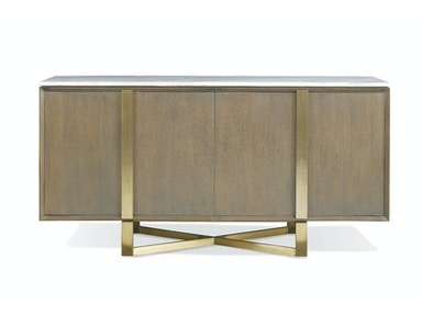 Hickory White Chandler Credenza - Stone Top 210-21S