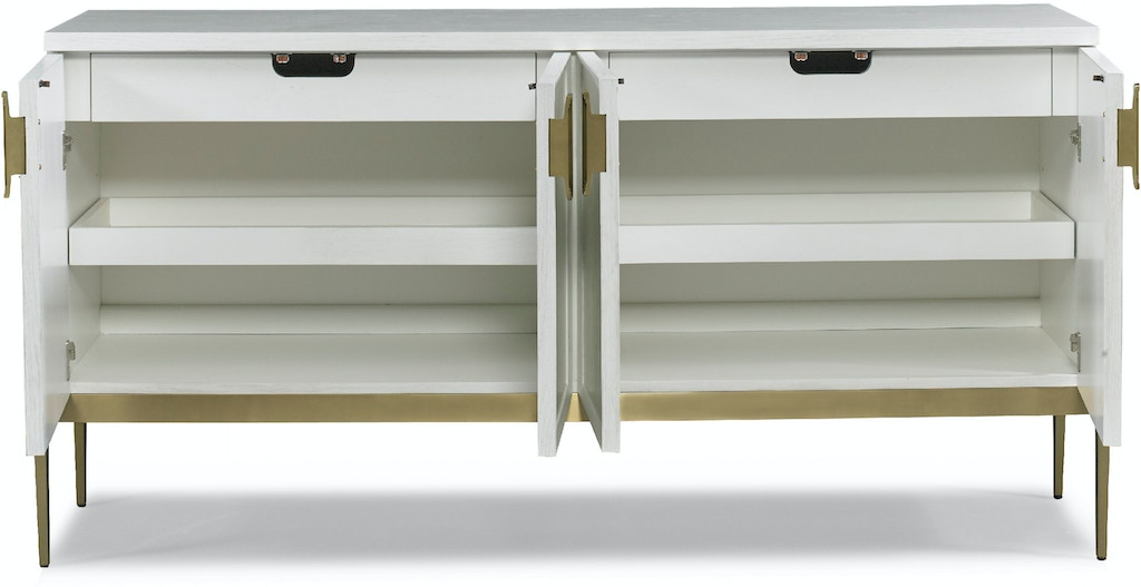 Hickory White Dining Room Colza Sideboard 210 22 Gorman