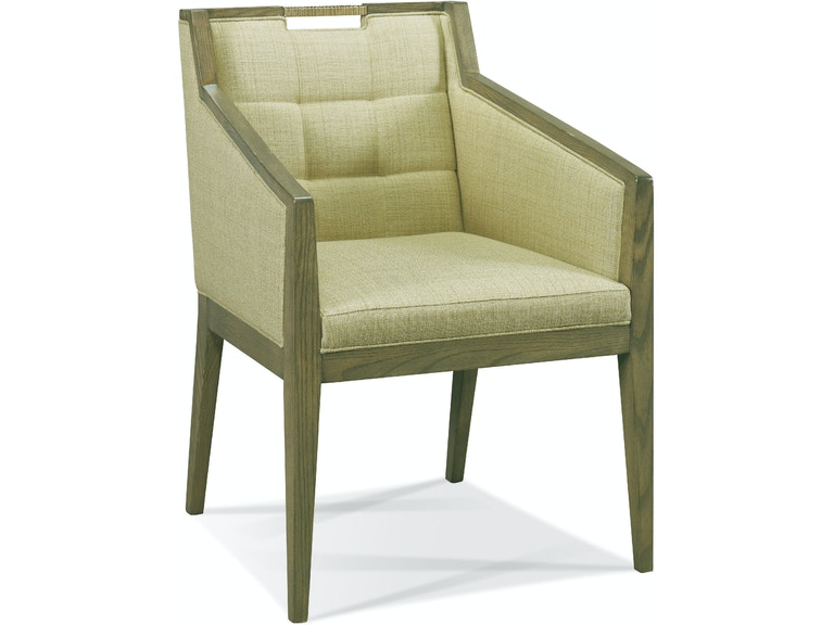 Hickory White Dining Room Morris Arm Chair 211 61