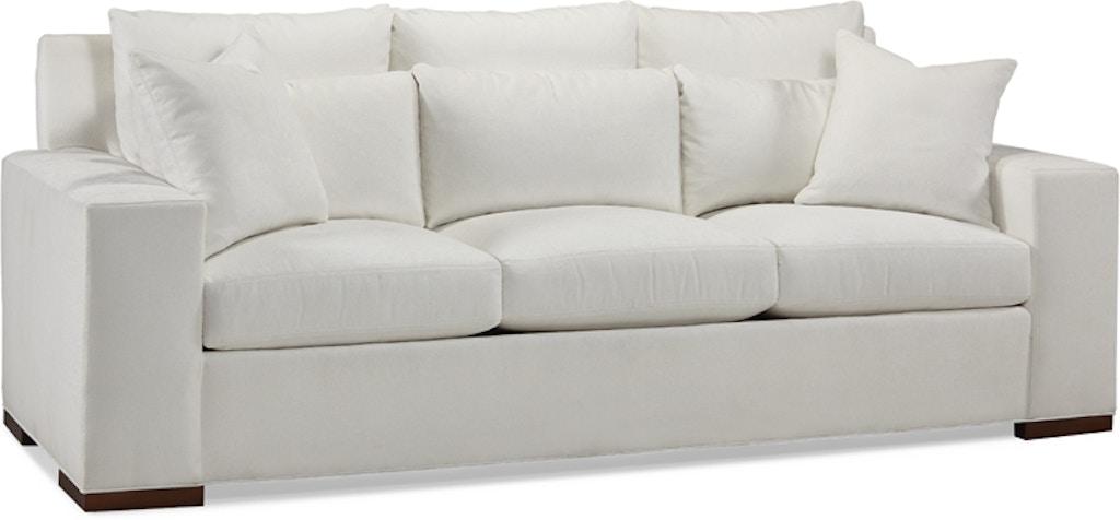 Hickory White Living Room Blair Grand Sofa 334dx11z