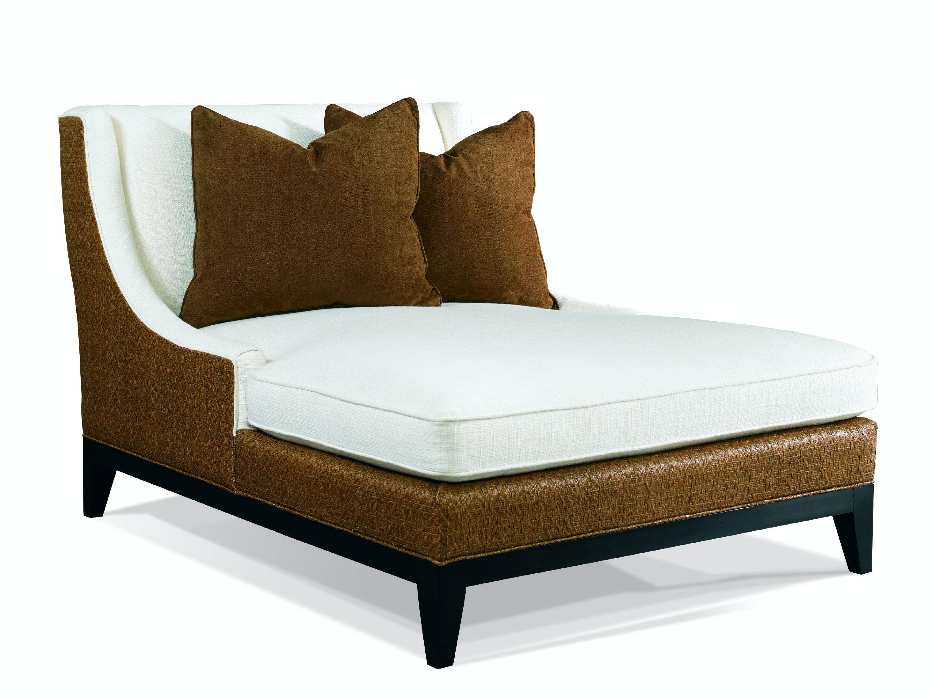 Hickory White Living Room Chaise 4239-02 - Noel Furniture - Houston, TX