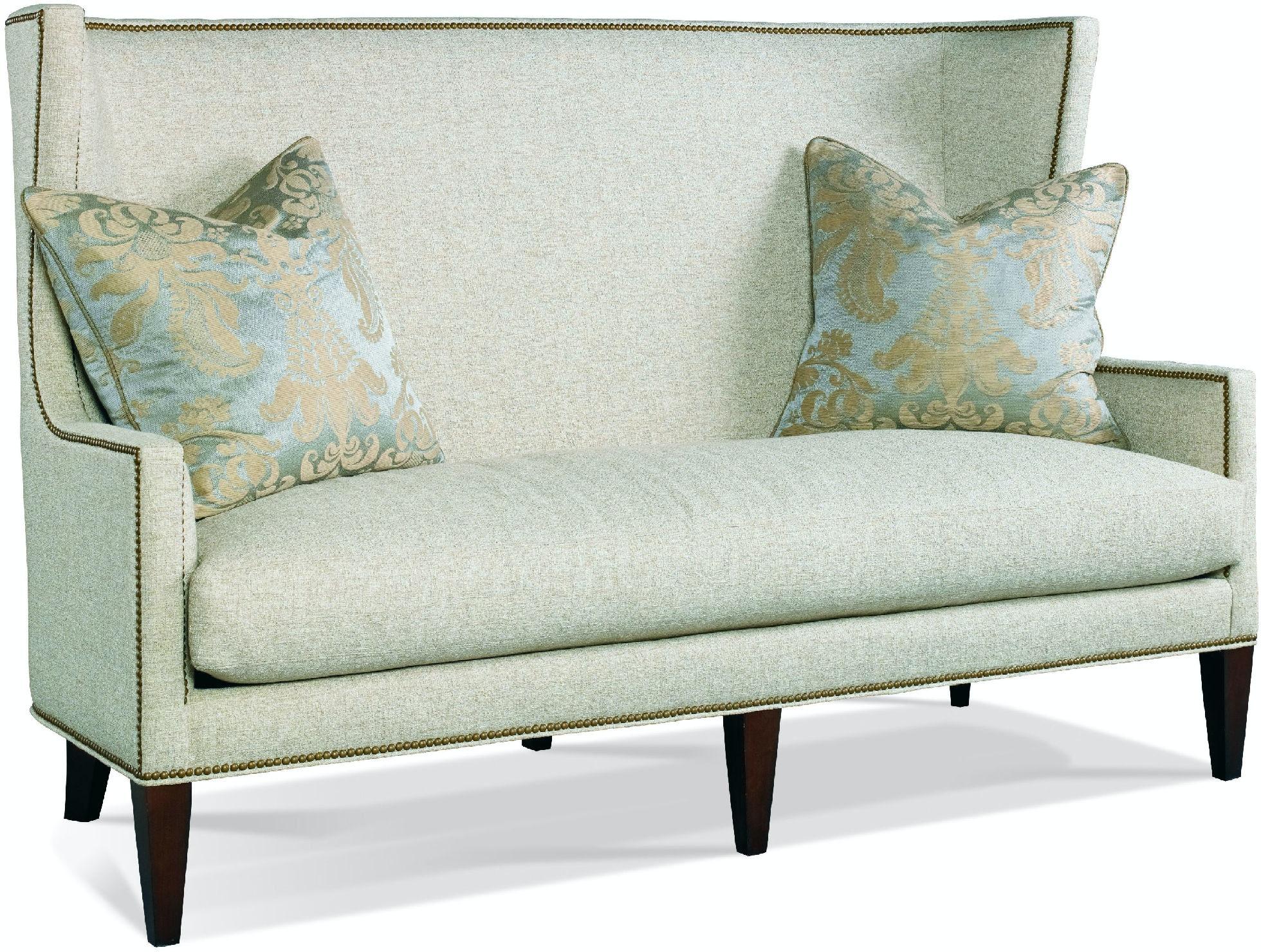 Hickory White Sofa 4294-05