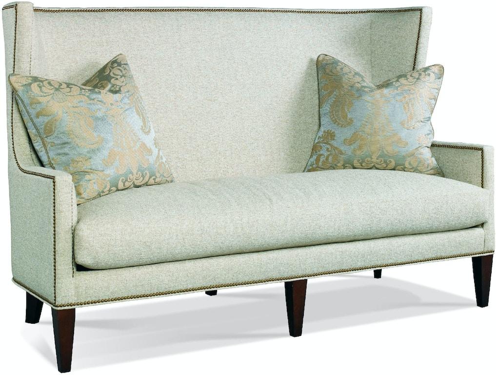 Pleasing Hickory White 4294 05 Living Room Sofa Machost Co Dining Chair Design Ideas Machostcouk